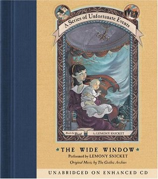 The Wide Window by Lemony Snicket