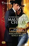 Bargaining for King's Baby (Kings of California, #1)