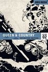 Queen and Country by Greg Rucka