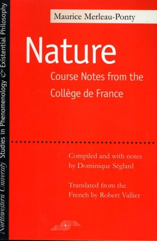 Nature: Course Notes from the College de France
