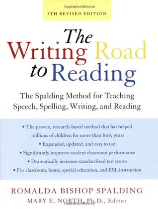 Writing Road to Reading by Romalda Bishop Spalding