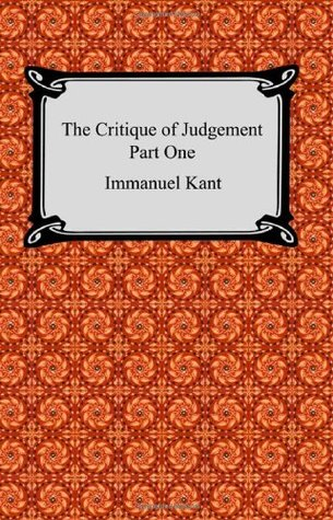 The Critique of Aesthetic Judgement by Immanuel Kant