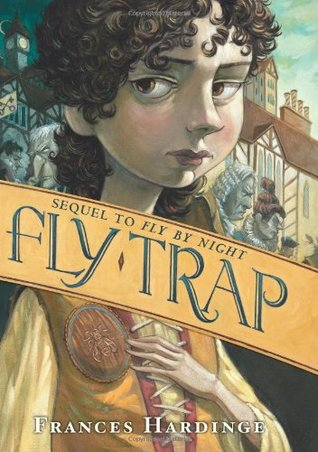 Fly Trap by Frances Hardinge