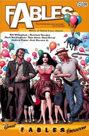 Fables, Vol. 13: The Great Fables Crossover Fables Collected 13