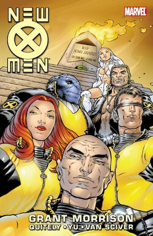 New X-Men by Grant Morrison - Book 1 by Grant Morrison