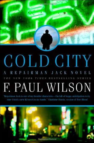 Cold City (Repairman Jack: The Early Years #1)