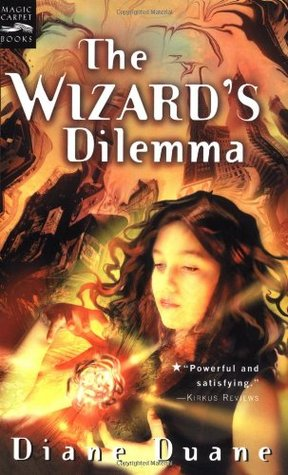 The Wizard's Dilemma by Diane Duane