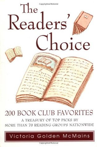 The Readers' Choice by Victoria Golden McMains