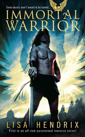 Immortal Warrior by Lisa Hendrix