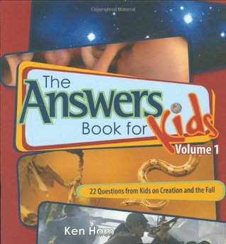 Creation and the Fall (The Answers Book for Kids #1)