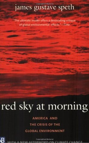 Red Sky at Morning by James Gustave Speth