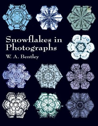 Snowflakes in Photographs by W.A. Bentley