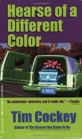 Hearse of a Different Color (Hitchcock Sewell Mystery, #2)