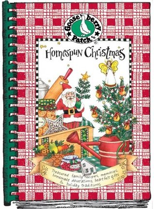 Homespun Christmas by Gooseberry Patch