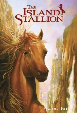 The Island Stallion (The Black Stallion #4)