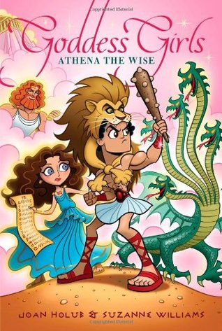 Athena the Wise (Goddess Girls #5)
