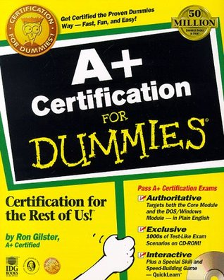 a+ certification for dummies pdf