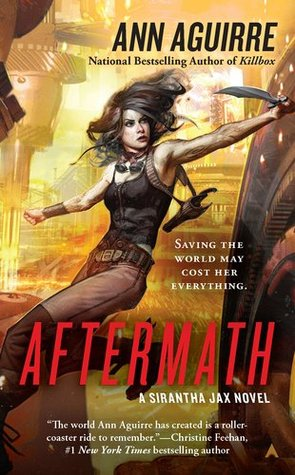 Aftermath by Ann Aguirre