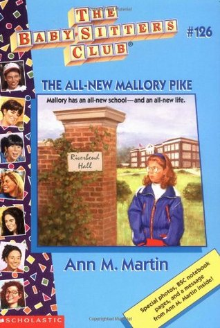 The All-New Mallory Pike by Ann M. Martin