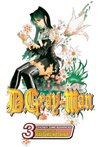 D.Gray-man, Vol. 3: The Rewinding City (D.Gray-man, #3)