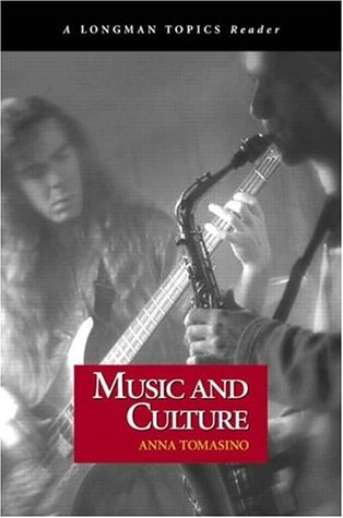 Music and Culture by Anna Tomasino