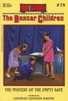 The Mystery of the Empty Safe (The Boxcar Children, #75)