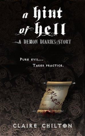 A Hint of Hell (The Demon Diaries - Origins #2)