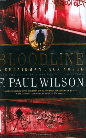 Bloodline by F. Paul Wilson