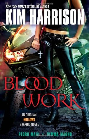 Blood Work by Kim Harrison