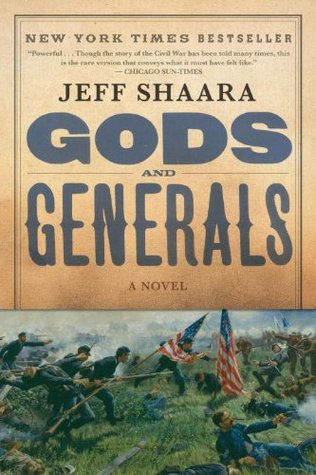Download for free Gods and Generals (The Civil War: 1861-1865 #1) PDF