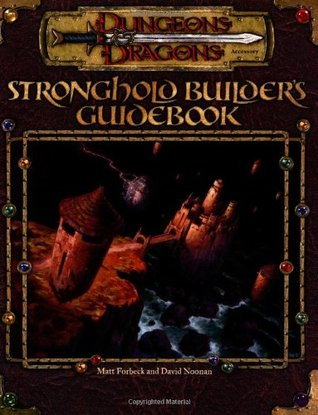 Stronghold Builder's Guidebook (Dungeons & Dragons d20 3.0 Fantasy Roleplaying)