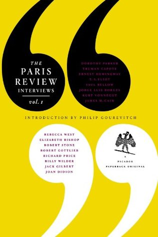 The Paris Review Interviews, I by The Paris Review