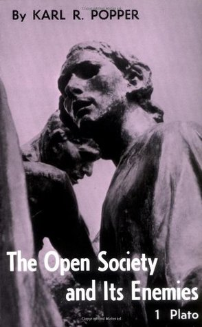 The Open Society and Its Enemies, Volume 1  by Karl Popper