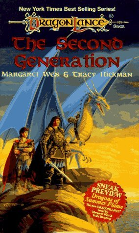 The Second Generation (Dragonlance: The New Generation, #1)