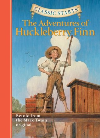 The Adventures of Huckleberry Finn by Oliver Ho