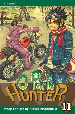 O-Parts Hunter 11 by Seishi Kishimoto