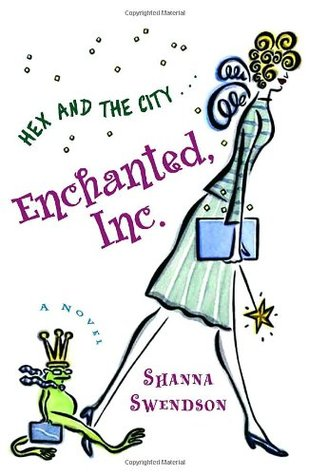 Enchanted Inc series Shanna Swendson epub download and pdf download