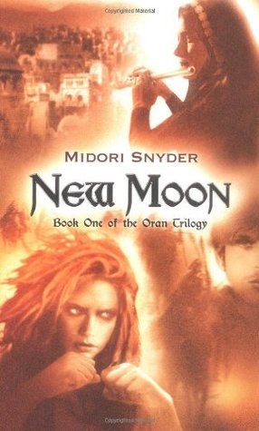 New Moon by Midori Snyder