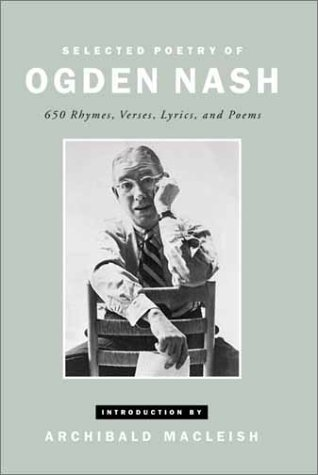 Selected Poetry by Ogden Nash