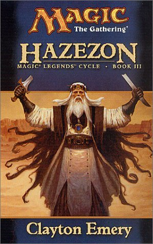 Hazezon by Clayton Emery