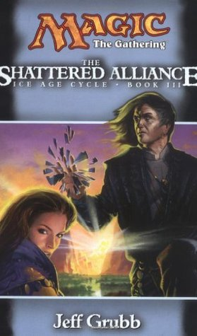 The Shattered Alliance by Jeff Grubb