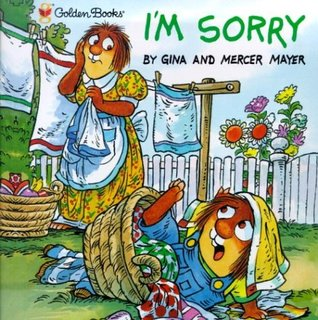 I'm Sorry by Gina Mayer