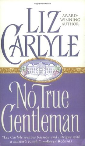 No True Gentleman by Liz Carlyle