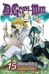 D.Gray-man, Vol. 15: Black Star, Red Star (D.Gray-man, #15)