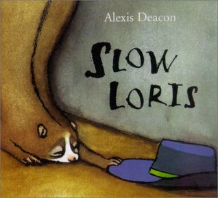 Slow Loris by Alexis Deacon