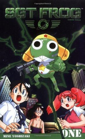 Sgt. Frog, Vol. 1 by Mine Yoshizaki
