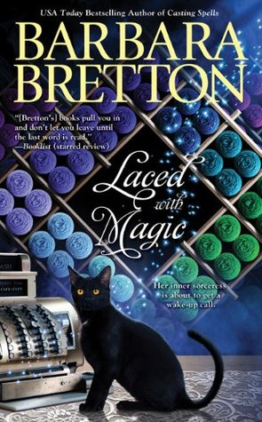 Laced with Magic by Barbara Bretton
