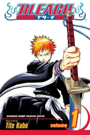 Bleach Volume 01: Strawberry and the Soul Reapers (Bleach, #1)