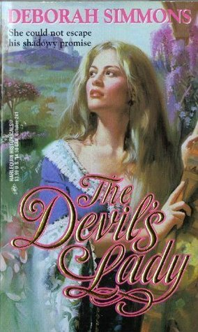 The Devil's Lady by Deborah Simmons