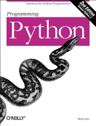 Download free Programming Python [with CD] by Mark Lutz CHM